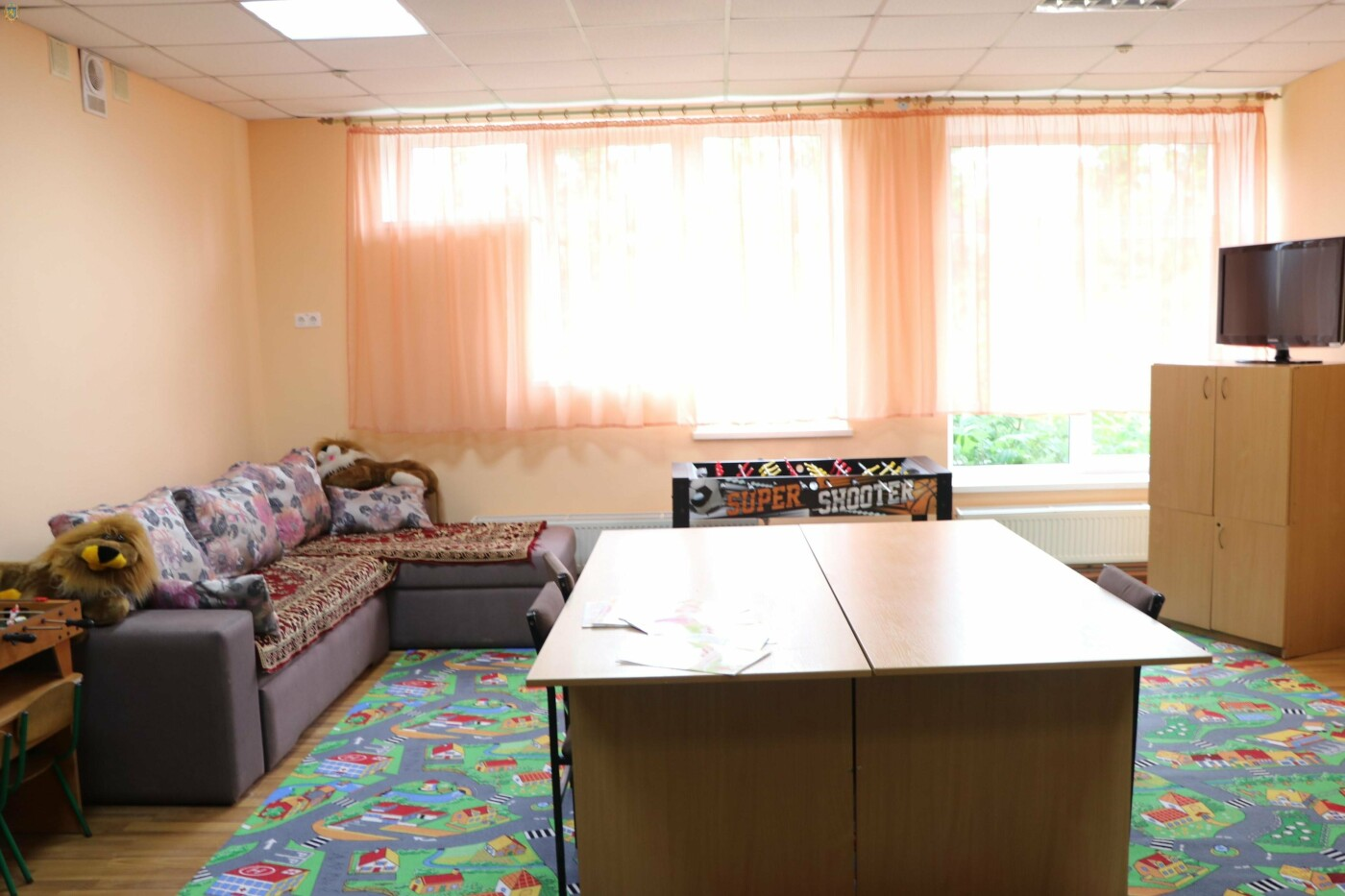 Центр соціальної підтримки, фото з сайту ЛОДА