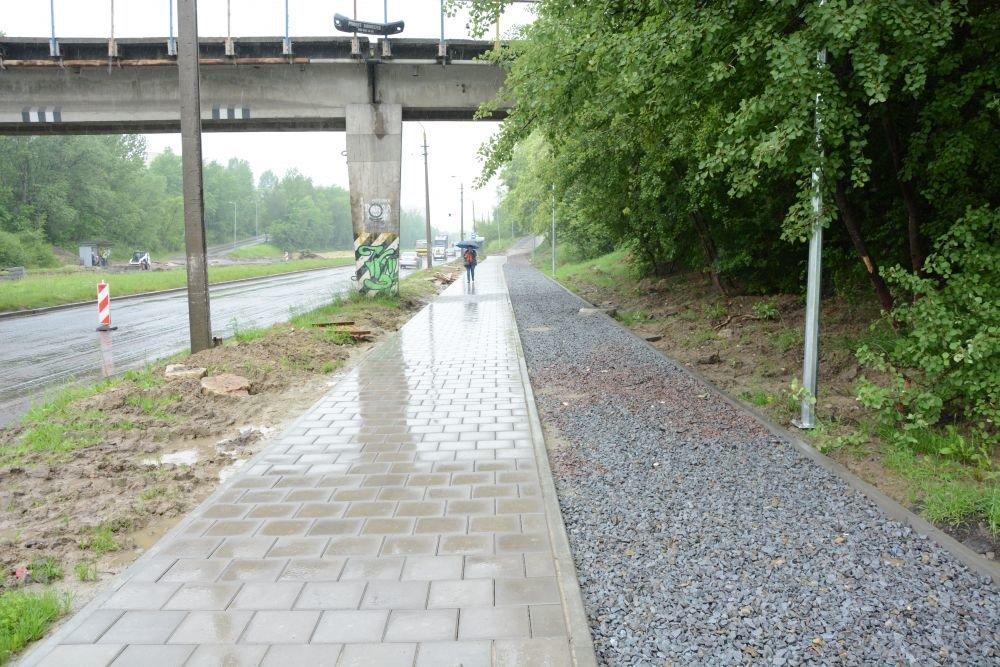 Велодоріжки у Львові, фото: Олександр Мазуренко/ЛМР