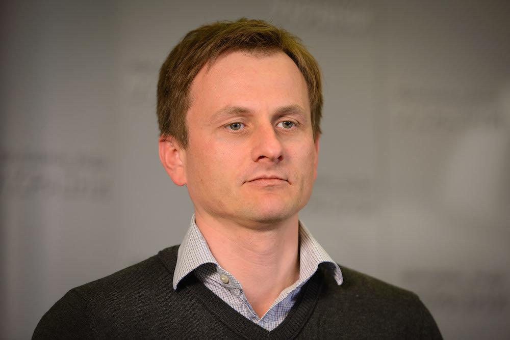 """Сергій Кіраль, фото з сайту """"Самопомочі"""""""