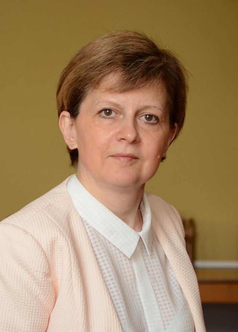 Ірина Маруняк, фото з сайту ЛМР