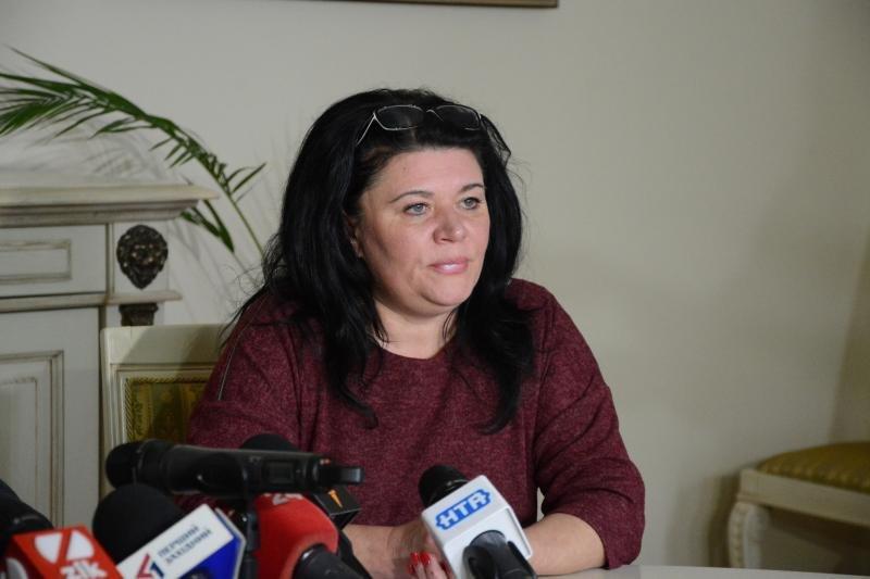Галина Слічна, фото з сайту ЛМР