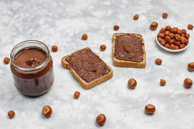 Дієтичні шоколадні канапки. Фото - з відкритого доступу