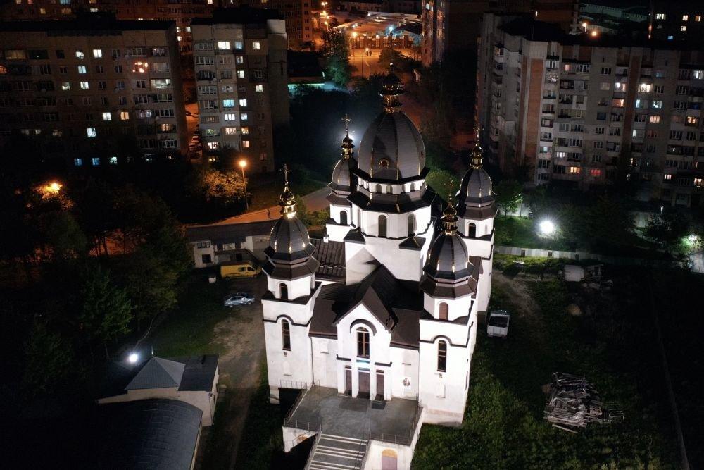 Храми Львова, фото: Роман Балук/ЛМР