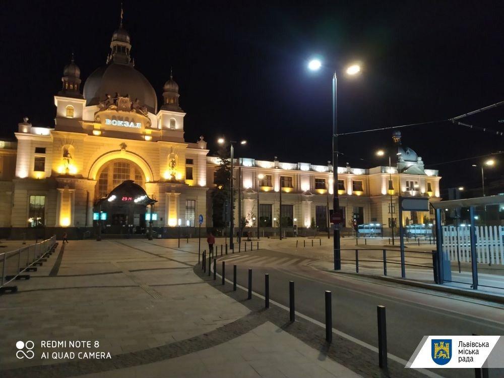 Фото: Головний залізничний вокзал / пресслужба Львівської міськради