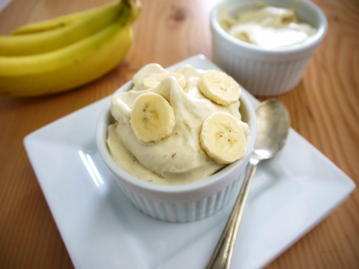 Фото: банано морозиво / pinterest.com