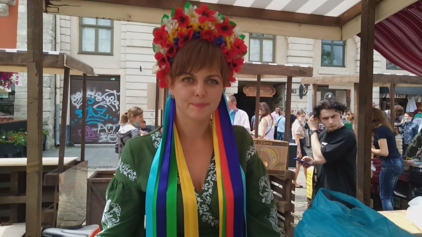 Фермерський ярмарок у Львові, фото 032.ua