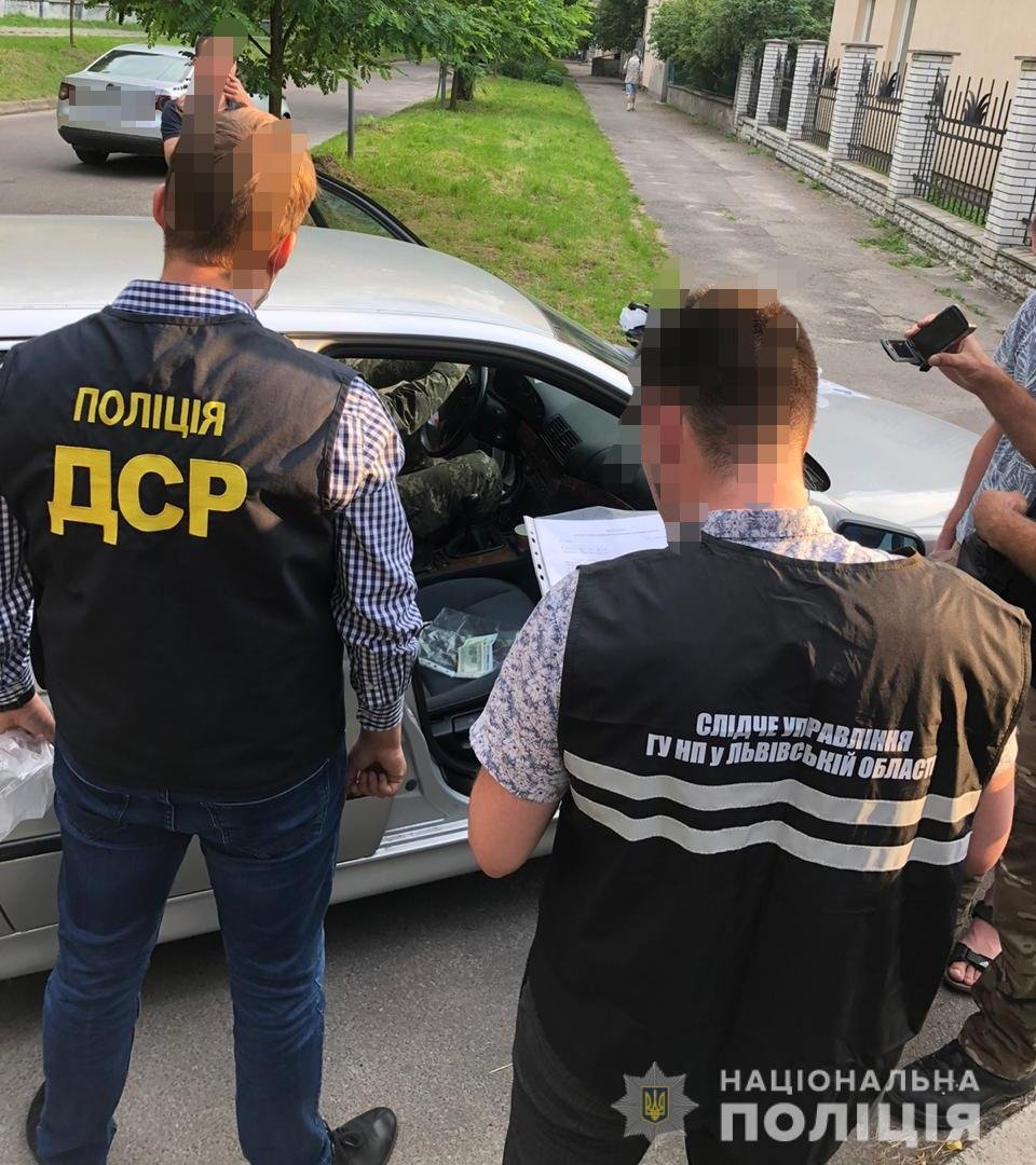 Фото: пресслужби поліції Львівщини