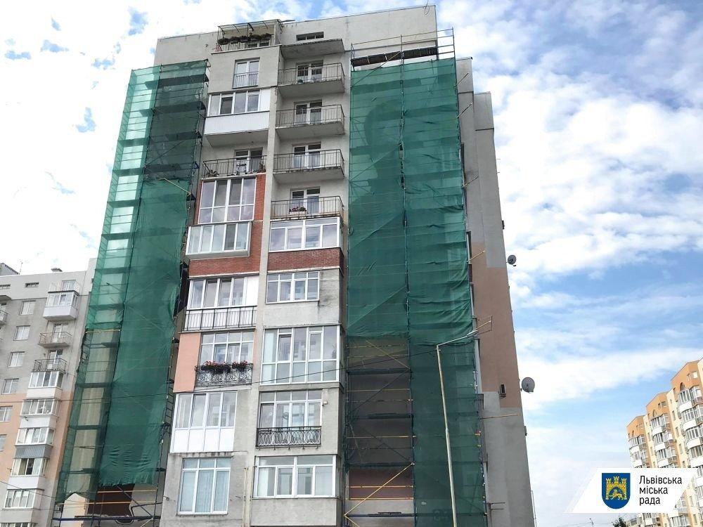 Фото: мурал Андрею Шептицькому / пресслужба Львівської міської ради