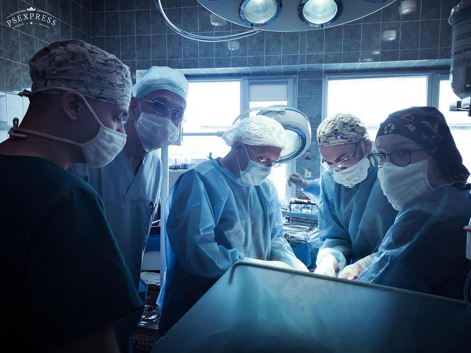 Фото: Клінічна лікарня швидкої допомоги, фейсбук
