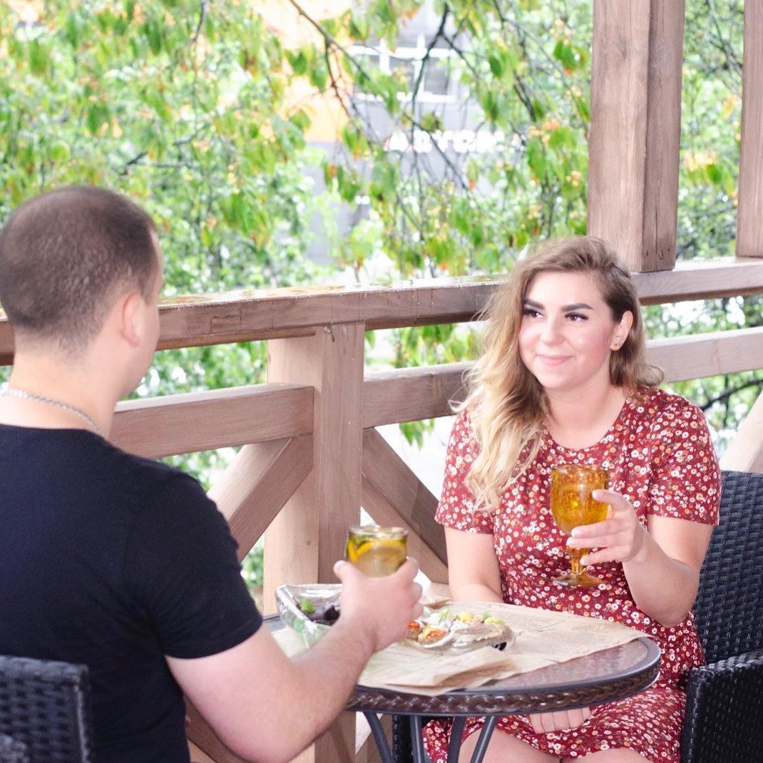 Ресторани та кафе Львова з літніми терасами та майданчиками, фото-22
