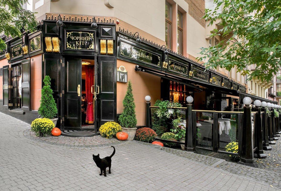 Ресторани та кафе Львова з літніми терасами та майданчиками, фото-1