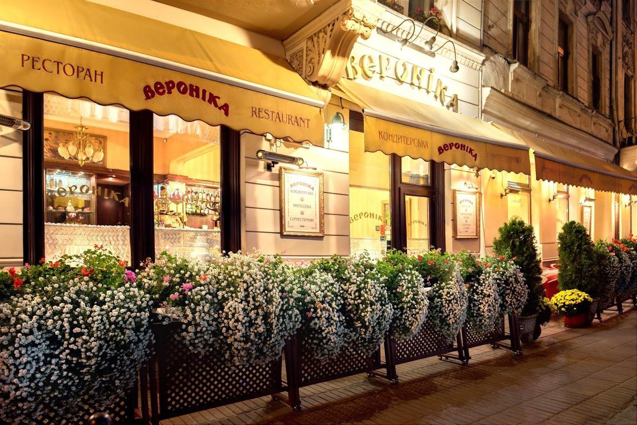 Ресторани та кафе Львова з літніми терасами та майданчиками, фото-4