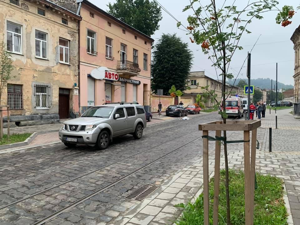 Фото з місця події: Ігор Зінкевич, фейсбук