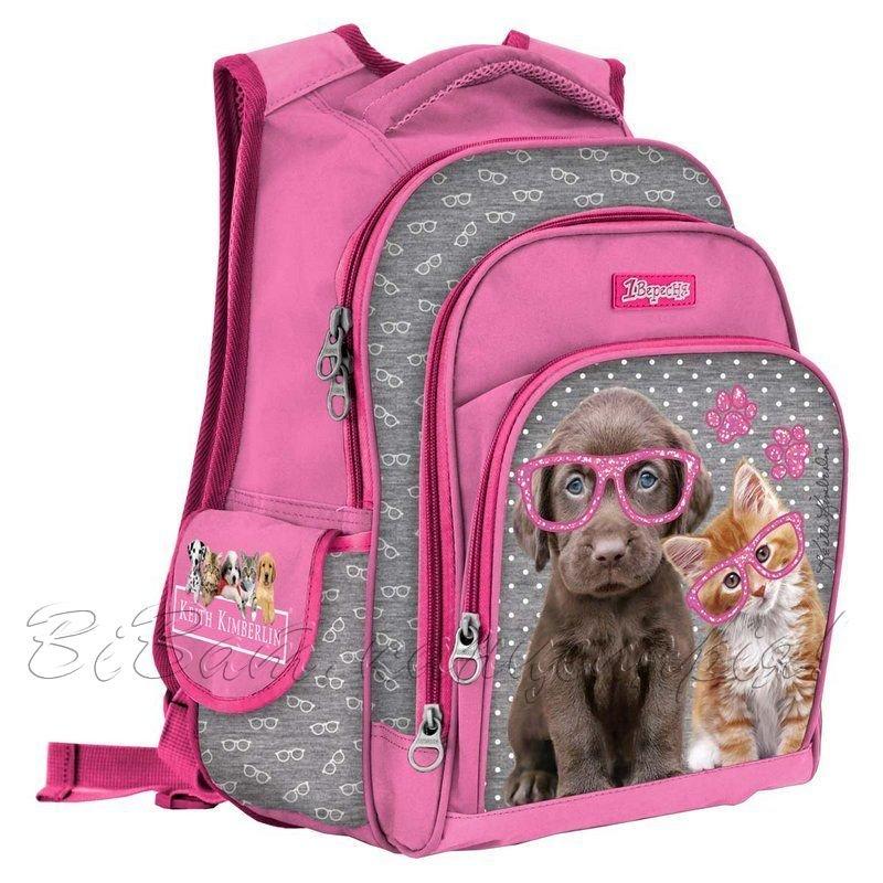 Рюкзак 1 Вересня дівчата 1