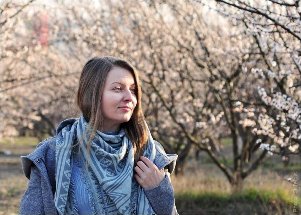 Олена Зайцева,фото надала героїня для 032.ua