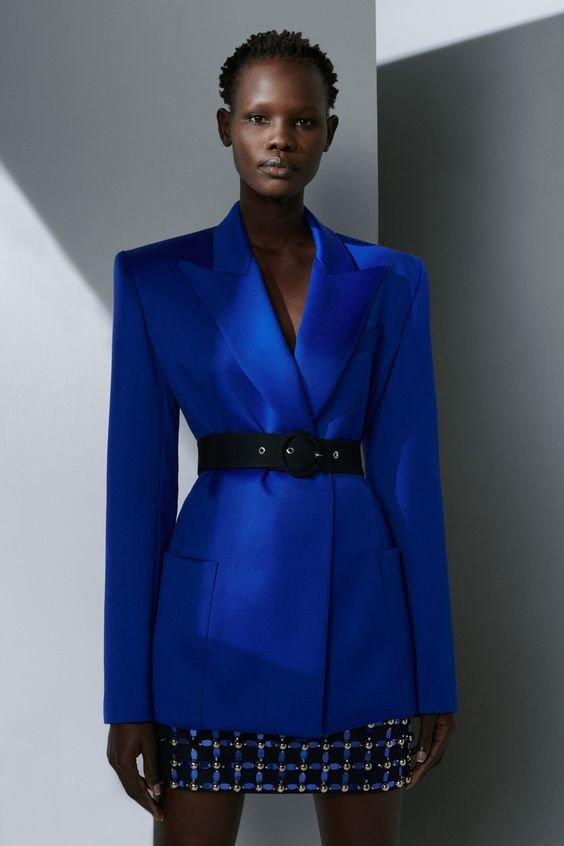 Колір Classic Blue. Фото - pinterest