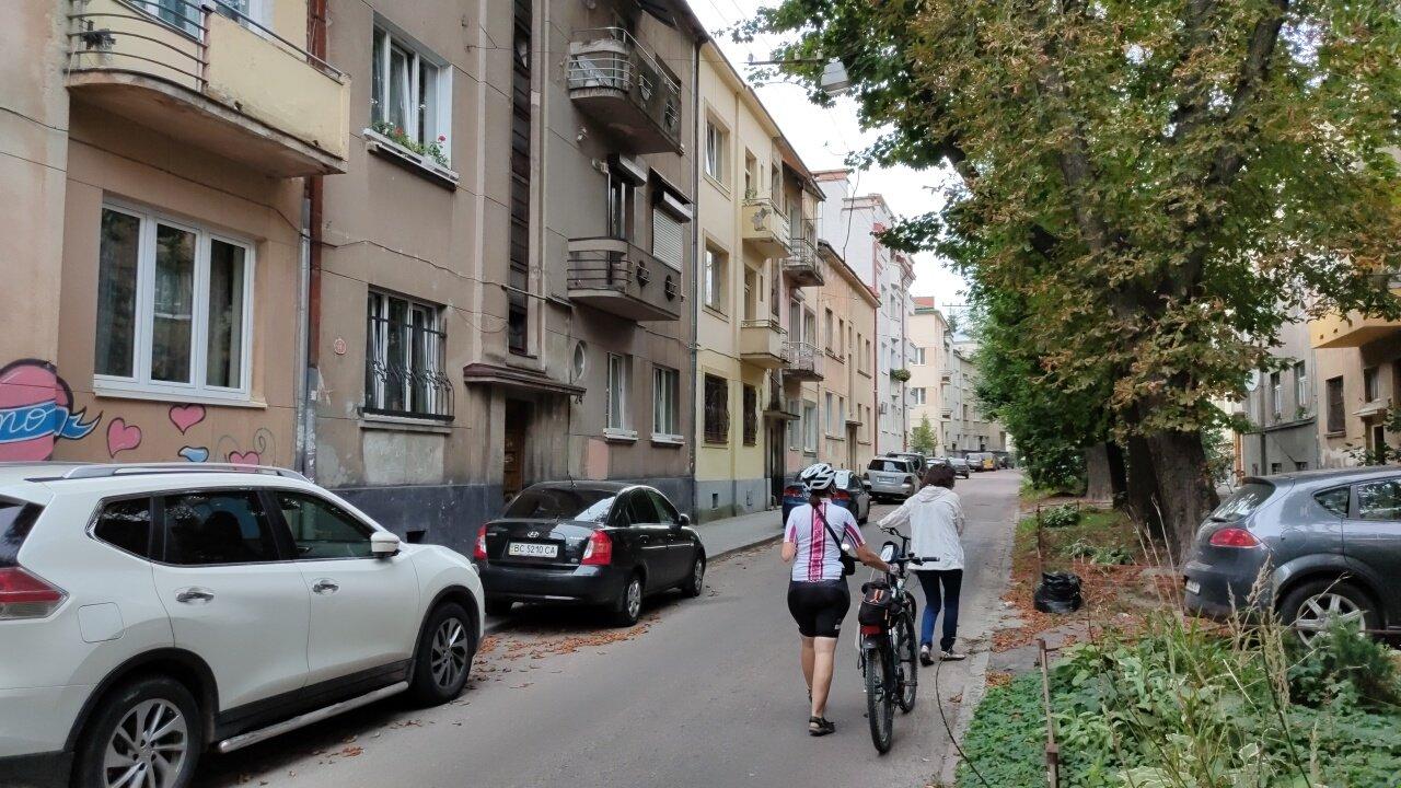 Вулиця Тютюнників у Львові, фото 032.ua