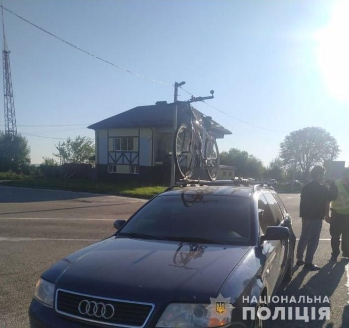"Інцидент на КП ""Замок"""