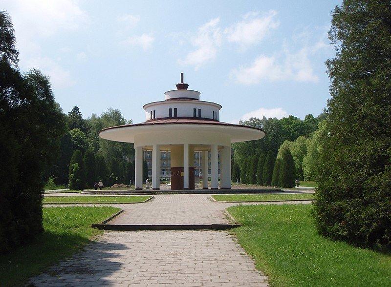 Моршин, фото з Вікіпедії