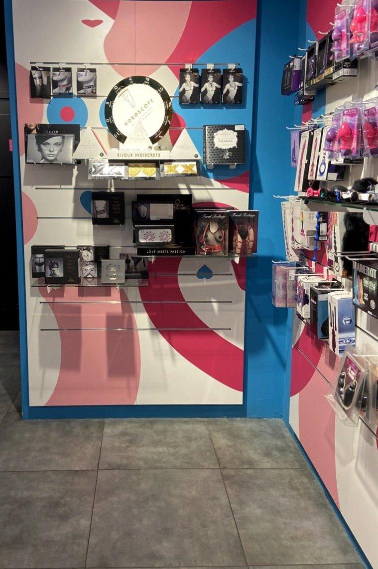 Фото: інтим-магазин для дорослих у центрі Львова