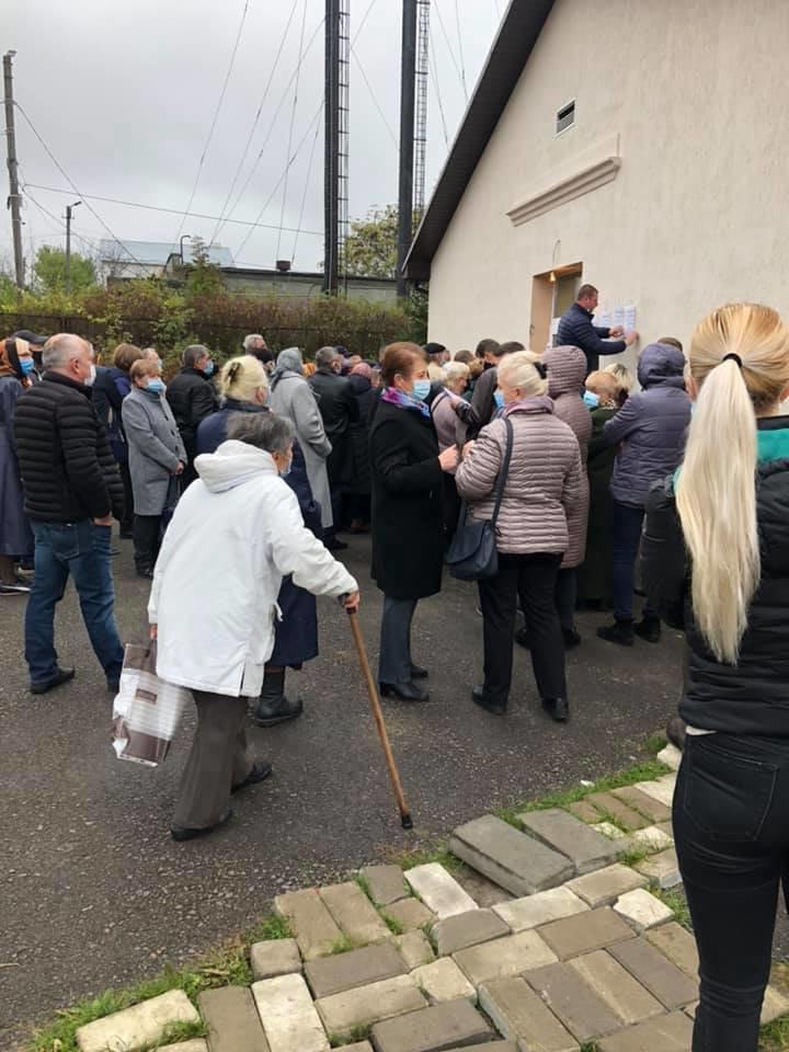 Дільниця в Сокільниках, фото: Ярина Капітан