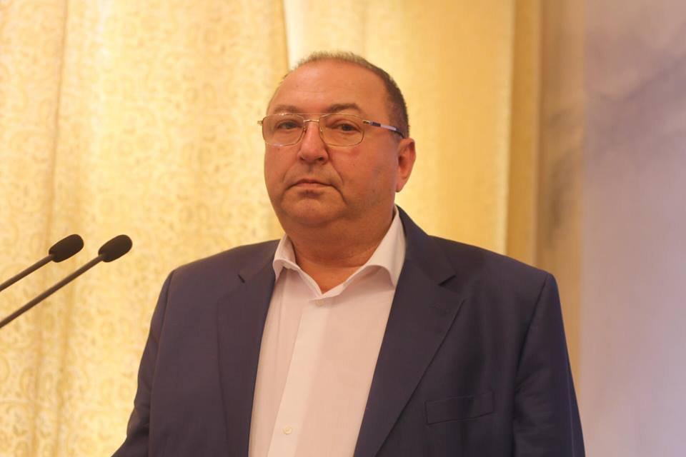 директор Львівської обласної інфекційної клінічної лікарні Сергій Федоренко, health-loda.gov.ua