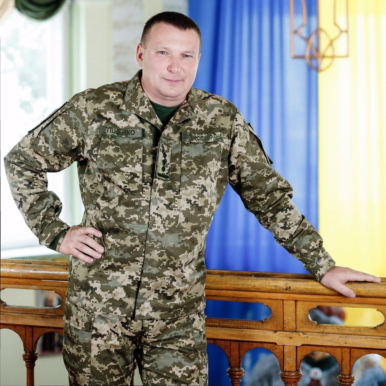 Колишній комісар Львівщини Олександр Тіщенко