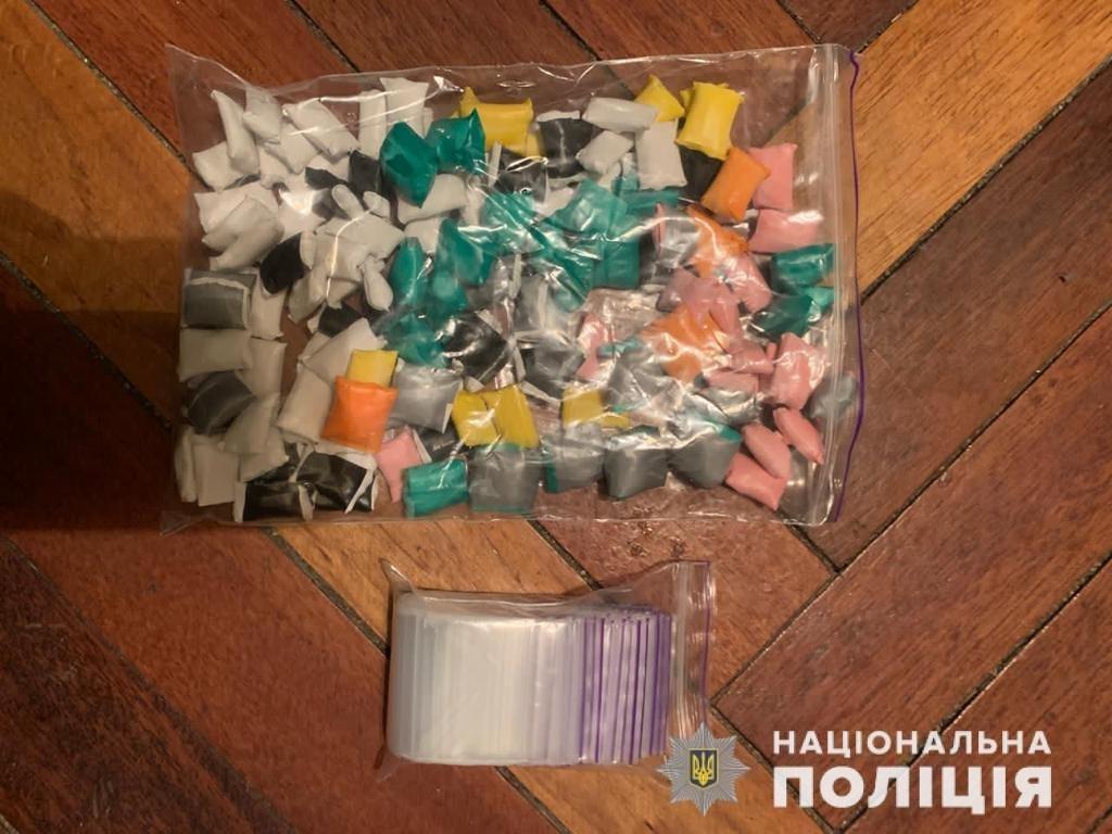 Затримання наркодилерів у Львові, Фото поліції