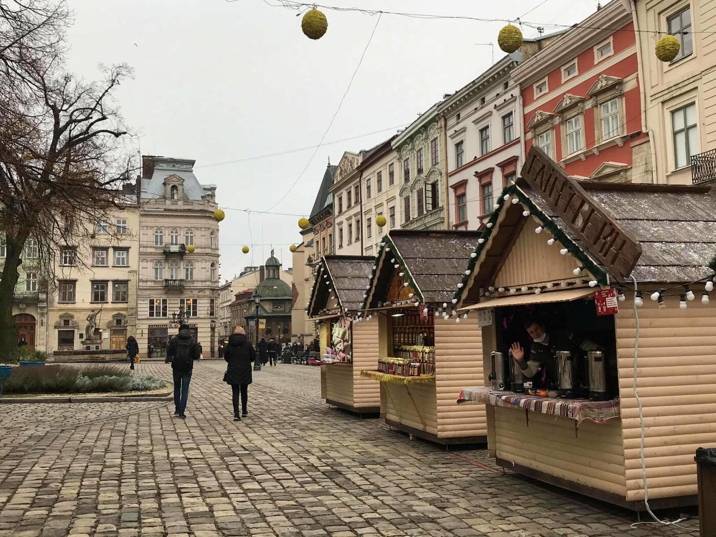 Різдвяний ярмарок 2020-2021 у Львові, Фото - 032.ua