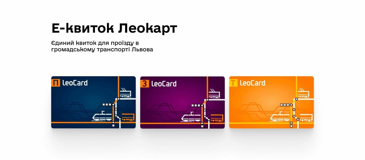 Е-квиток, Фото: facebook.com/LeoCardLviv