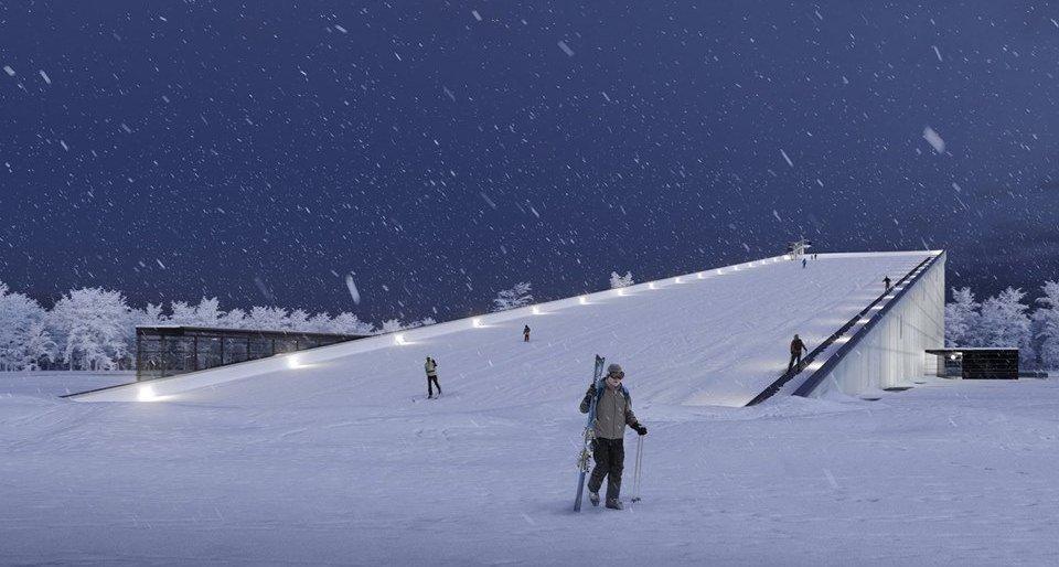 Палац ігрових видів спорту на Сихові, Візуалізація з сайту ЛМР