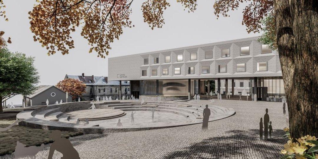 Мистецька школа на Личаківській, Візуалізація з сайту ЛМР