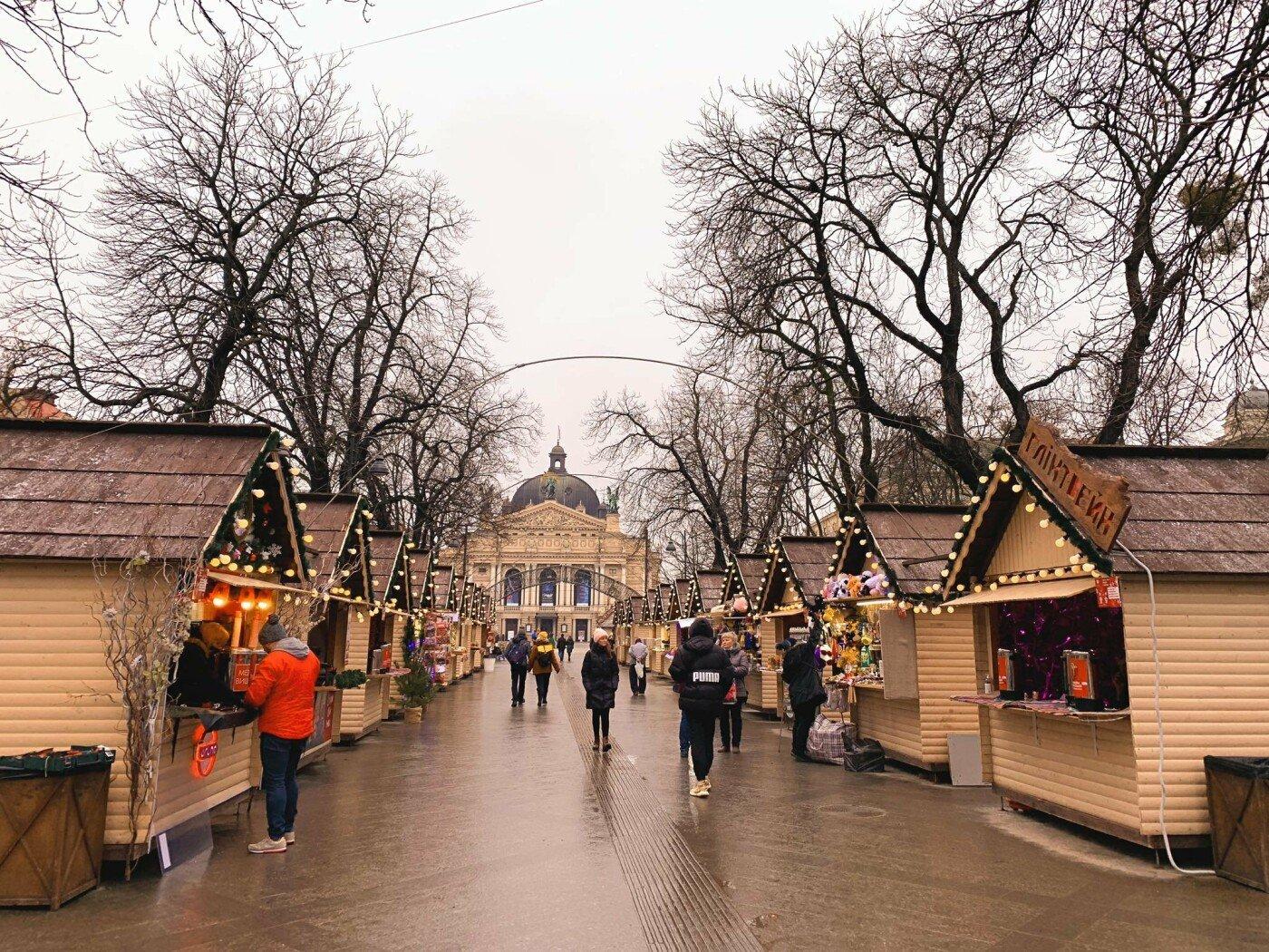 Різдвяний ярмарок 2021 у Львові, Фото - 032.ua