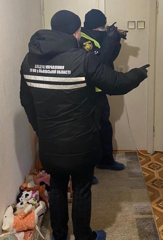 У Львові поліцейські затримали зловмисника, причетного до вбивства дружини, Фото: пресслужби поліції Львівщини