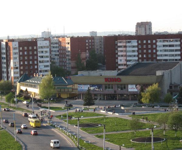 Кінотеатр імені Довженка, Фото: uk.wikipedia.org