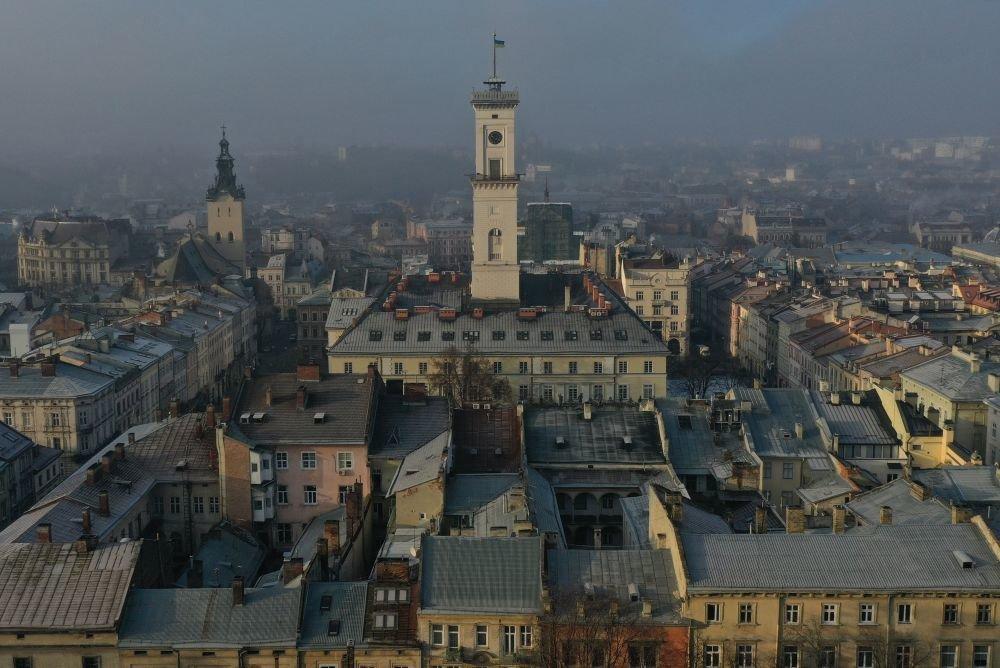 Львівська ратуша, Фото: пресслужби Львівської міськради