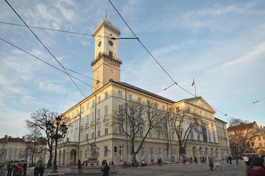 Львівська ратуша у наш час, Фото: gmd.center