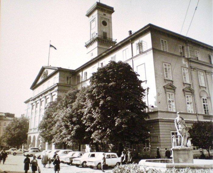 Львівська ратуша, Фото: photo-lviv.in.ua