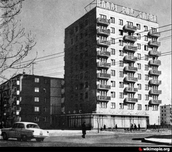 Будинок на вулиці Івана Виговського, 1, Фото: wikimapia.org