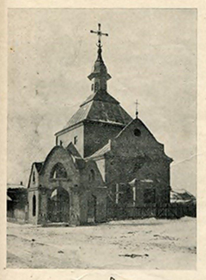 Церква св. Андрія і св. Йосафата на Левандівці, Фото: photo-lviv.in.ua
