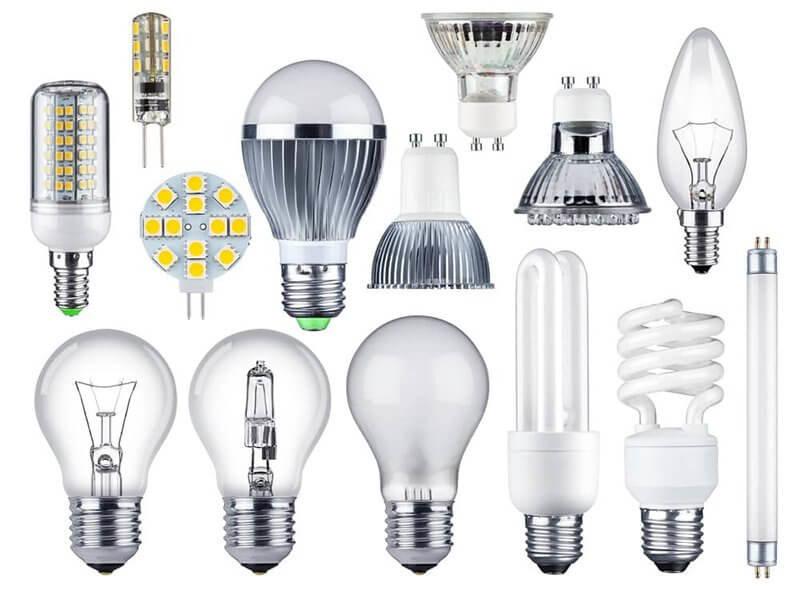 Енергозберігаючі лампи для економії світла