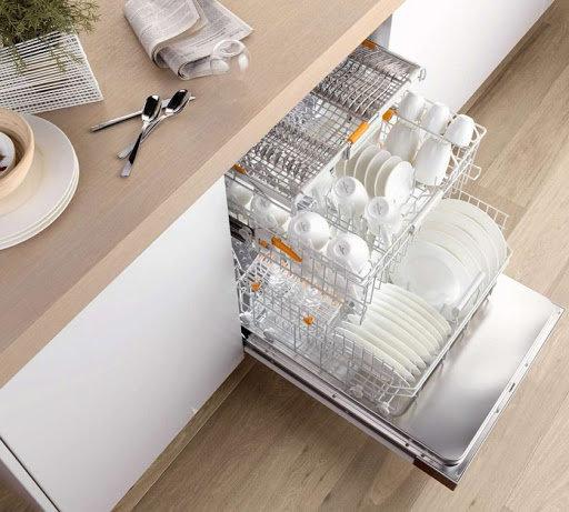 Посудомийні машини для економії води