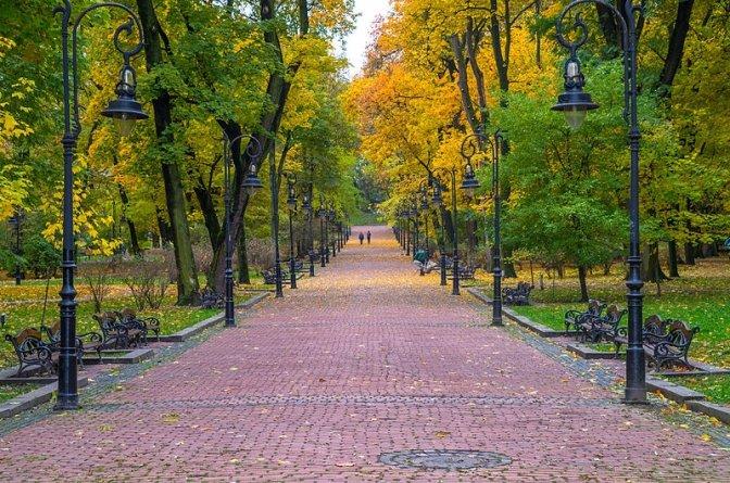 Парк ім. І. Франка у Львові, Фото: www.wikipedia.org