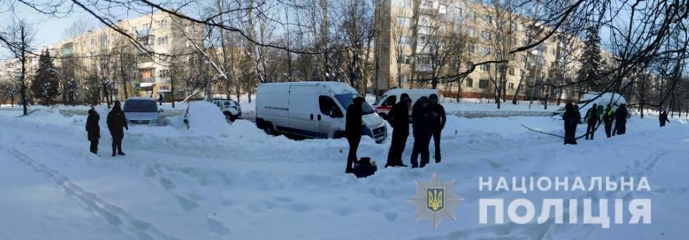 Інцидент у Львові, Фото: пресслужби поліція Львівщини