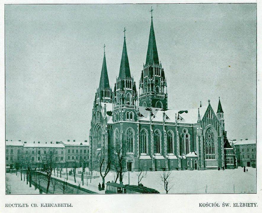 Церква Ольги та Єлизавети, Фото: photo-lviv.in.ua