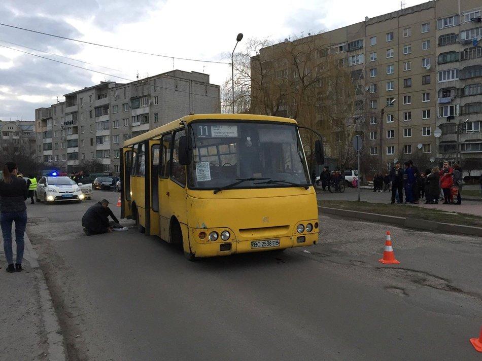 Смертельна ДТП на вулиці Величковського у Львові, Фото - з відкритого доступу