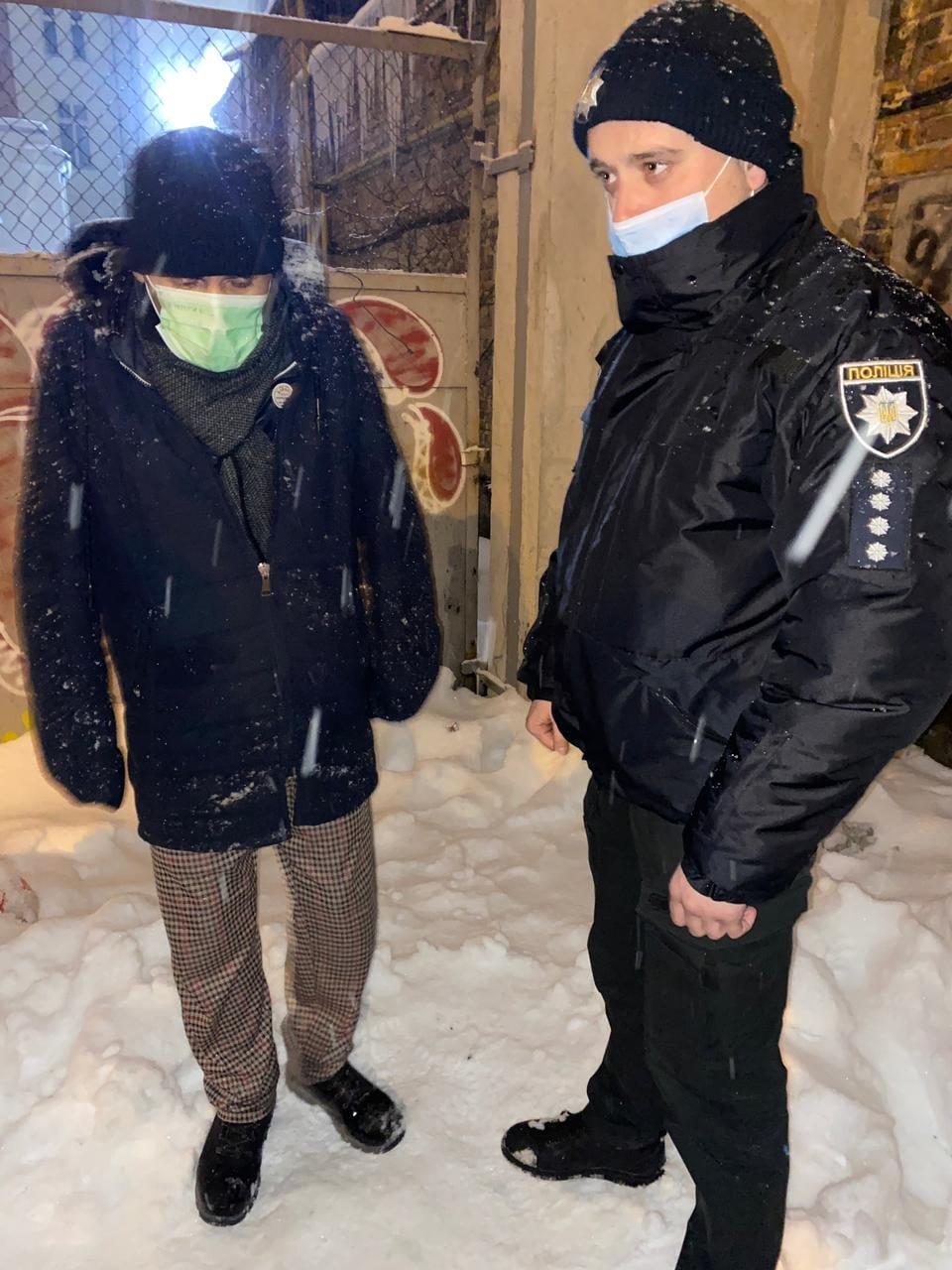 Іноземець пограбував жінку у маршрутці, Фото: поліція Львівщини