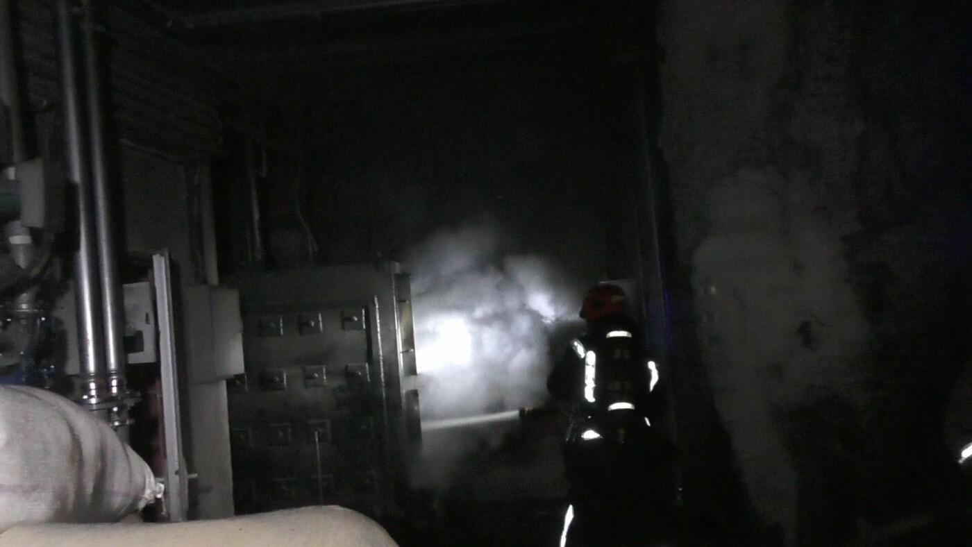 Пожежа на Львівщині, Фото: ДСНС у Львівській області