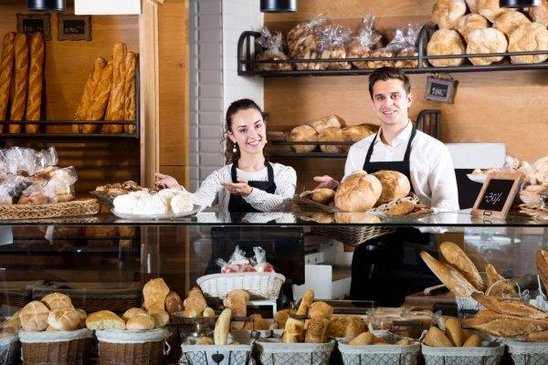 Робота у пекарні