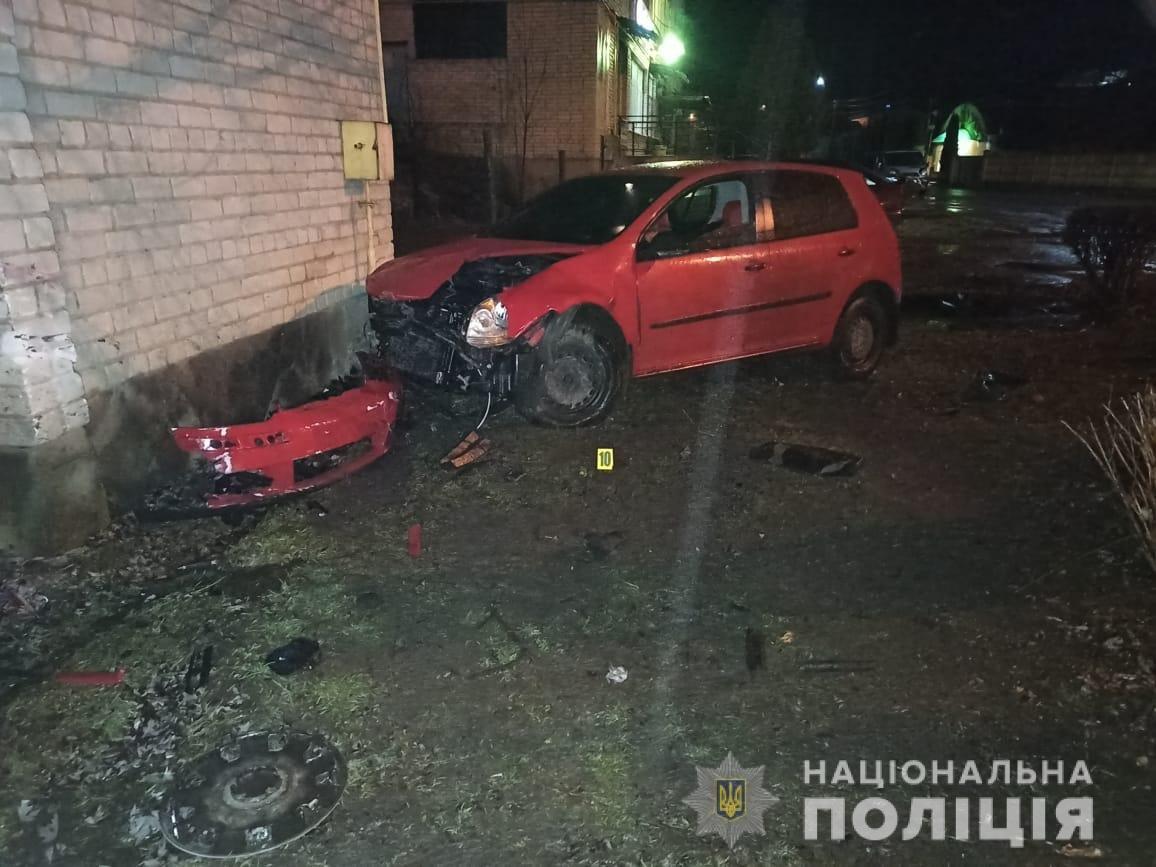 Смертельна ДТП у Турці, Фото: поліція Львівщини